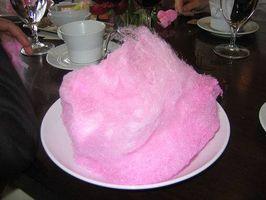 Como fazer algodão doce Mix