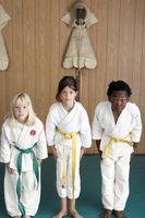 Como Evitar contato no Karate Sparring