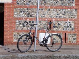 Como montar um bloqueio de bicicleta