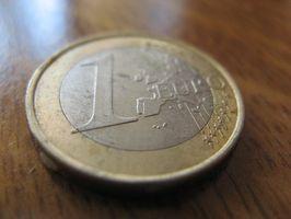 Como converter Libras Inglês para Euros
