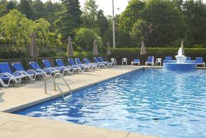 Como proteger a pele em Pools de cloro