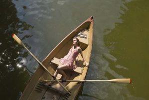 Homemade assento Canoa