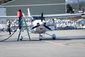 Como carregar baterias de aeronaves