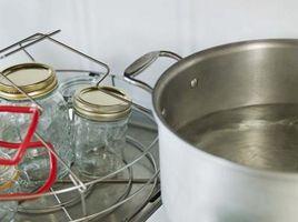 DIY Canning cremalheira