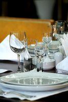 Ideias Estação Acção para banquetes