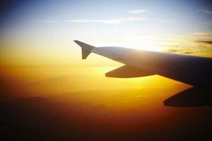Alargamento solar & Viagens aéreas Preocupações