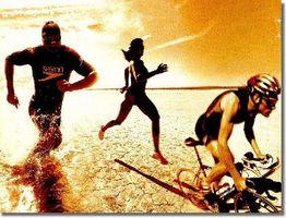 Como preencher um Sprint Triathlon