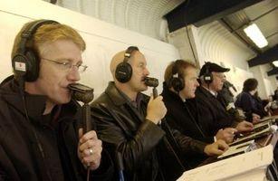 O que é preciso para se tornar um Sports Broadcaster?