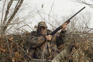 Quais são os diferentes tipos de caça padrões de camuflagem?