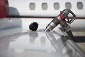Especificações para Jet Fuel