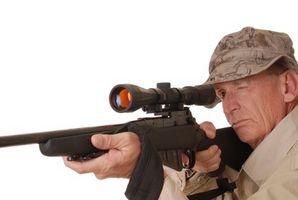Como escolher Bases e anéis para um rifle