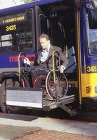 Como obter um passe de ônibus para Pessoas com Deficiência