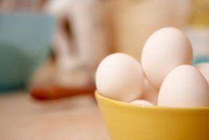 Como cozer ovos em grande quantidade