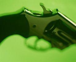 Como armeiro um Smith & Wesson 629-4 Revolver