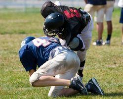 Como Jogar Offensive Guard em Futebol
