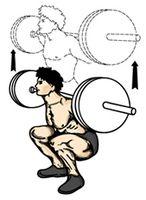 Dor Hip em Powerlifting Agachamento