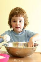 Cozinhar clube Atividades para crianças