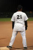 ASA Slowpitch Regras softball dos homens