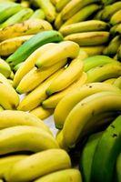 Como congelar Banana Purês