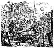 Antigo Inglês Futebol História
