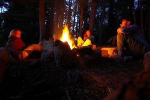 Como configurar uma escoteira Camping Sink