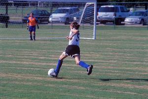Treinamento de Força para Meninas no futebol juvenil