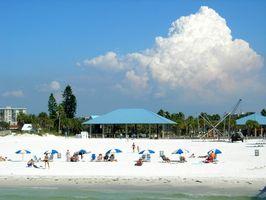 Beach Resorts em Clearwater, Florida