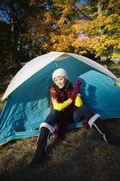 Dry Dicas e truques para Camping de gelo