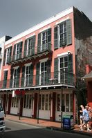 Hotéis em St. Charles Street em Nova Orleans