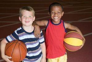 Basquetebol Brocas Habilidade para Crianças