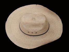 Como esculpir um bolo chapéu de vaqueiro
