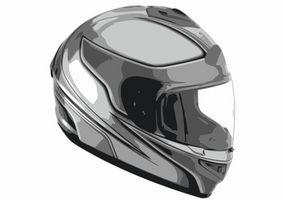 Como reparar um capacete da motocicleta Chin Strap