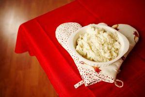 Como fazer purê de batatas caseiras