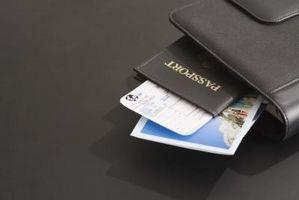Como atualizar o nome em uma Passport