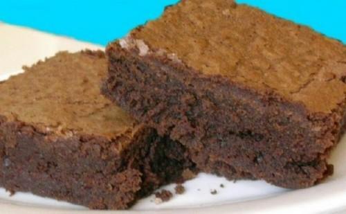 Como cozer Low Carb Brownies