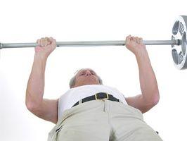 Como aumentar o levantamento de peso no Supino
