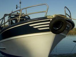 DIY: Reparações Fiberglass barco