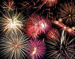 Shows de fogos de artifício em Las Vegas