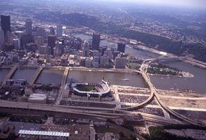 Station Square, em Pittsburgh, Pensilvânia