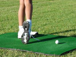 Presentes para um jogador de golfe da menina