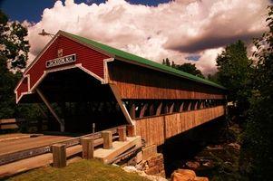 Pontes cobertas de Nova Inglaterra