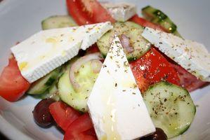 Tipos de Frutas e vegetais gregos