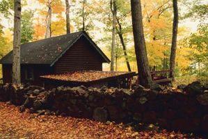 Cabins Romântico em Brown County, Indiana