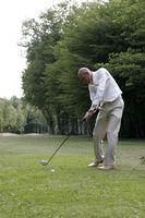 Como sentir um balanço Real Golf