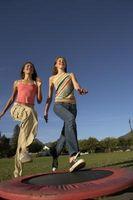 5 razões pelas quais Trampolins são bons para você