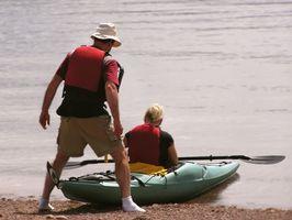 Como converter um reboque do barco para um Trailer Kayak