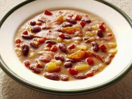 Será Cooking Descoberto Soup Thicken?