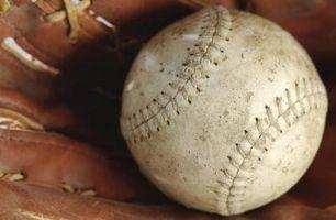 Como quebrar em Mitt de uma primeira base