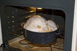 Como cozinhar Turquia Com uma gaiola Icy Rib
