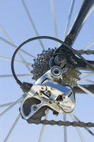 Como mudar as marchas em uma bicicleta Schwinn